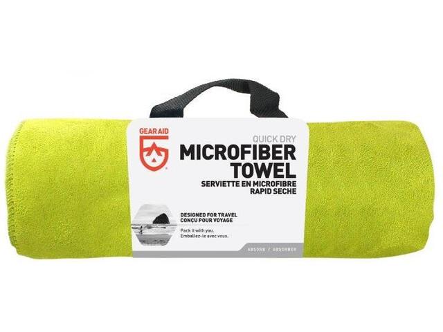 McNett Outgo MicroNet Handtuch 75x120cm outgo grün